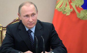 RUSEN[HABER] : Putin, ABD Seçimleri ile İlgilenmiyorum