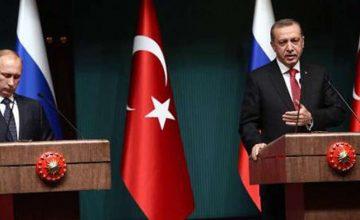 RUSEN[HABER]: Cumhurbaşkanı Erdoğan, Putin'e başsağlığı diledi