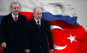 RUSEN[HABER] :Rusya Devlet Başkanı Vladimir Putin, Türkiye ile işbirliği Suriye'de işimize yaradı