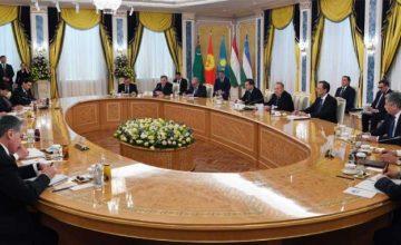 RUSEN[HABER]: Orta Asya ülkelerinden ortak deklarasyon