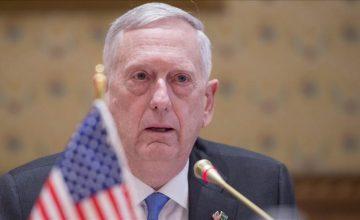 RUSEN[HABER] : Mattis Afganistan'a neden gitti ?