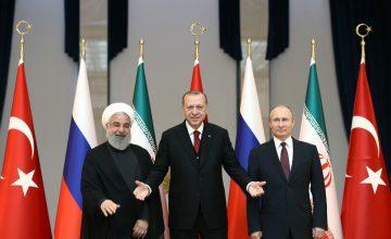 RUSEN[ANALİZ]:Türkiye-Rusya-İran zirvesine ve Türkiye-Rusya stratejik yakınlaşmasına karşılık ABD'den bir hamle daha mı geliyor?