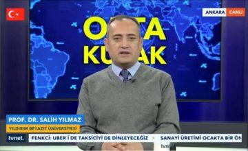 Prof. Dr. Salih Yılmaz, Çarşamba saat 16.00'da TVNET'te Putin'in Türkiye ziyareti ve İran, Türkiye, Rusya üçlü zirvesini değerlendirecek