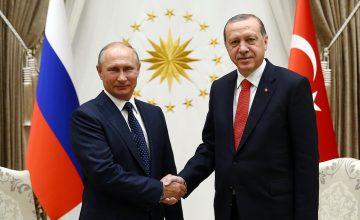 RUSEN[HABER] :Rusya Devlet Başkanı Vladimir Putin yarın Ankara'da olacak