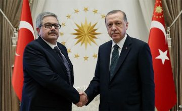 RUSEN[HABER]:Rusya'nın Ankara Büyükelçisi  Aleksey Yerhov, Türkiye ile ilişkilerimiz oldukça ileri bir düzeyde