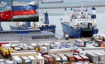 RUSEN[HABER] : Türkiye, Rusya'nın En Büyük 4'üncü Ticaret Ortağı Oldu