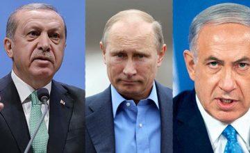 """RUSEN [ANALİZ]: Prof. Dr. Salih Yılmaz,  """" İsrail'in 'Game Story' Stratejisinde Rusya ve Türkiye """""""