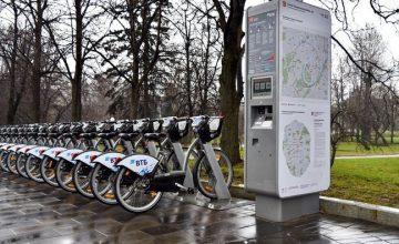 """RUSEN[HABER] : Moskova'da, """"İşe bisikletle git"""" etkinliği başladı"""