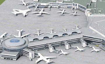 RUSEN [HABER]: Rusya'da Çelyabinsk havalimanı terminalini Türk firması inşa edecek
