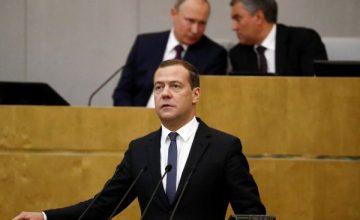 """RUSEN[HABER] : Medvedev, """"Rusya'daki yabancı öğrenciler artmak zorunda"""" dedi"""