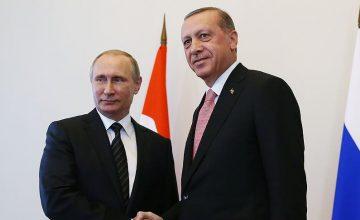RUSEN[HABER]: Putin'in en çok görüştüğü lider, Recep Tayyip Erdoğan