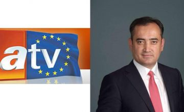RUSEN Başkanı Prof. Dr. Salih Yılmaz, 3 Haziran pazar günü saat 11.30'da ATV Avrupa kanalında Avrupa'da Gündem programına konuk oluyor