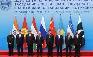 """RUSEN [HABER] :Rusya Devlet Başkanı Vladimir Putin : """"ŞİÖ, G7'den büyüktür!"""""""