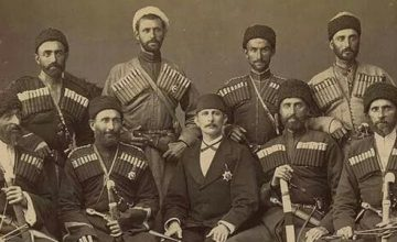 RUSEN[HABER]: Karapapak-Terekeme Türklerinin kültür ve tarihi