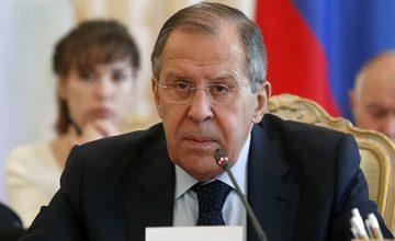 RUSEN[HABER]: Lavrov, Türkiye'de büyükelçiler konferansına katılacak