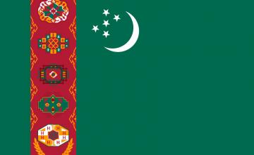 RUSEN[HABER]: Orta Asya'da bir Türk devleti  Türkmenistan
