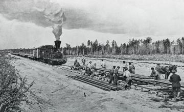 RUSEN[KÜLTÜR]: Trans-Sibirya demiryolunun Rusya için önemi