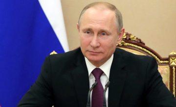 RUSEN[HABER]: Rusya Devlet Başkanı Vladimir Putin, Filistin sorunu ile ilgili taraflarla görüşecek