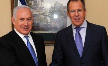 RUSEN[HABER]: Rusya Dışişleri Bakanı Lavrov İsrail'e gidiyor