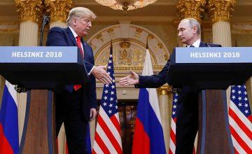 RUSEN[ANALİZ]: Prof. Dr. Salih Yılmaz : Trump-Putin arasındaki Helsinki Zirvesinin sonuçları küresel dünyayı nasıl etkileyecek?