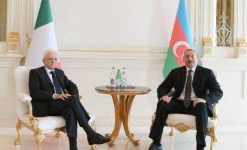 RUSEN[HABER]: Azerbaycan ve İtalya arasında iş birliği anlaşmaları