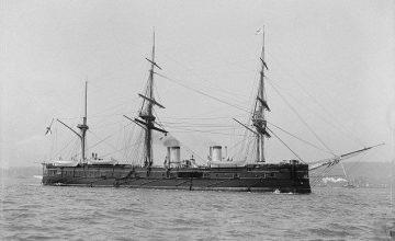 RUSEN[HABER]: Altın taşıdığına düşünülen Rus savaş gemisi bulundu