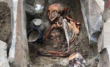 RUSEN[KÜLTÜR]: Sibirya'da 2000 yıllık kadın mumyası