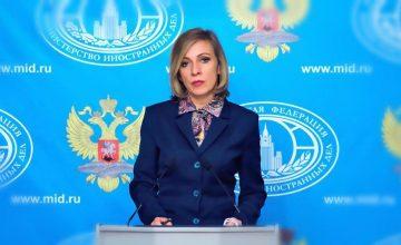 RUSEN[HABER]: Rusya'dan ABD'ye tepki