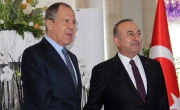 """RUSEN[HABER]: Rusya Dışişleri Bakanı Sergey Lavrov: """"Ankara ile askeri teknik alanda işbirliği geliştirmek istiyoruz"""""""