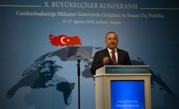 """RUSEN[HABER]: Türkiye Dışişleri Bakanı Mevlüt Çavuşoğlu: """"Vatandaşlarımızın vize sorunu yaşamadan Rusya'yı ziyaret etmesini arzuluyoruz."""""""