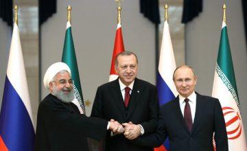 """RUSEN[HABER] : Rusya'dan açıklama : """" Eylül ayı başında üçlü zirve gerçekleşebilir """""""