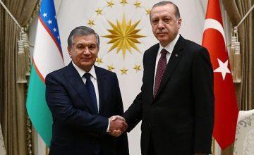 RUSEN[HABER]: Özbekistan-Türkiye arasındaki ticaret hacmi 2 milyar dolara yaklaştı