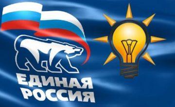 RUSEN[HABER]: AK Parti ile Birleşik Rusya Partisi arasında iş birliği