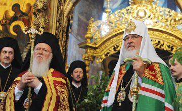 RUSEN[HABER]: Fener Patrikhanesi-Moskova İlişkileri ve Ortodoks Kilisesi'nin krizi