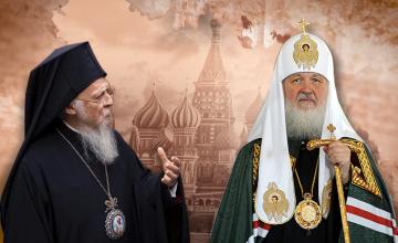 RUSEN[HABER]:Kremlin Sözcüsü Dmitri Peskov: Rusya Ukrayna'daki Ortodoksların çıkarlarını koruyacaktır