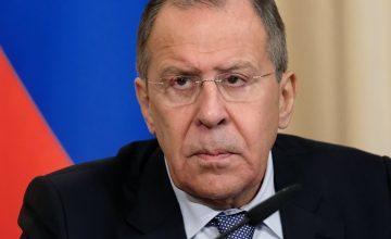 Rusya Dışişleri Bakanı Sergey Lavrov :  Rusya,İran ve Türkiye ile birlikte Suriye anayasa komitesinin oluşturulması için çalışıyoruz