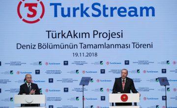 Türk Akımı ve Türkiye-Rusya İlişkileri