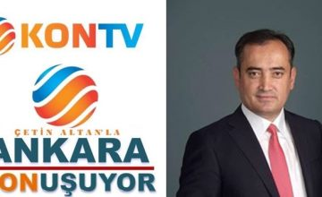 Prof. Dr. Salih Yılmaz, 13 Kasım Salı günü saat 12.00'da KON TV'de Ankara Konuşuyor programına konuk oluyor
