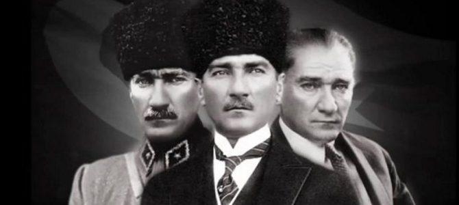 RUSEN Başkanı Prof. Dr. Salih Yılmaz'dan Gazi Mustafa Kemal Atatürk'ün vefatının  80'inci ölüm yıl dönümü için bir anma mesajı yayımladı.
