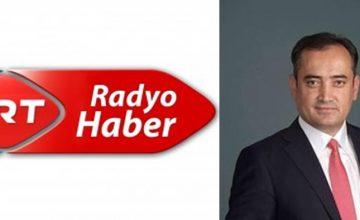 Prof. Dr. Salih Yılmaz, 5 Kasım Pazartesi günü saat 10.00'da TRT Radyo Haber yayınına konuk oluyor