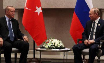 Cumhurbaşkanı Recep Tayyip Erdoğan : Benim de sayın Putin ile bir görüşmem olacak
