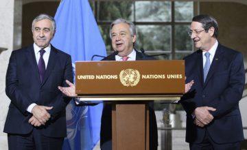 Kıbrıs'ta çözüm için yeni fikirler gerekli