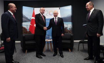 Dışişleri Bakanı Mevlüt Çavuşoğlu: Erdoğan ve Putin arasında ikili ve Astana formatında üçlü zirve planlanıyor