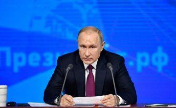 Rusya Devlet Başkanı Vladimir Putin: Türkiye'nin Suriye'de gözettiği ulusal çıkarlarına saygı duyuyoruz