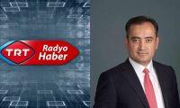Prof. Dr. Salih Yılmaz, 17 Aralık Pazartesi Günü saat 11.00'da TRT Radyo Haber'de Dışa Bakış programına konuk oluyor