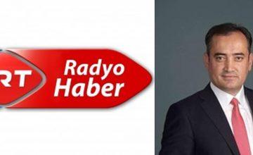 Prof. Dr. Salih Yılmaz, 10 Aralık Pazartesi günü saat 11.00'da TRT Radyo Haber'de Dışa Bakış programına konuk oluyor
