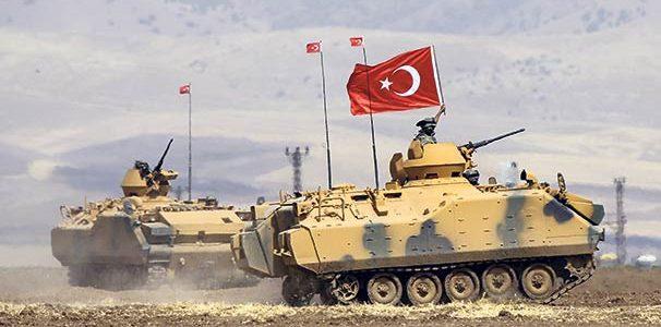 Fırat'ın doğusuna yapılacak operasyon'da Hava sahası kapalıyken Türkiye ne kadar derinlere ilerleyebilir?