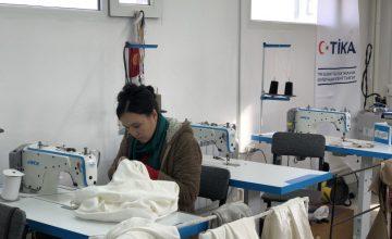 TİKA'dan Kırgızistanlı kadın girişimcilere destek