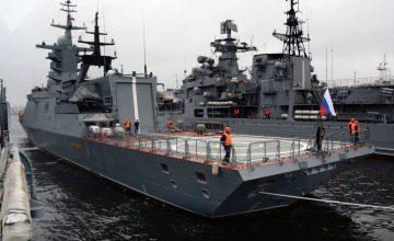 Rusya Deniz Kuvvetleri filosu için yeni füze yapılıyor