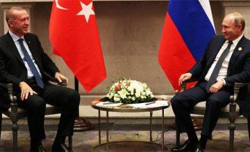 Türkiye Cumhurbaşkanı Recep Tayyip Erdoğan, Rusya Devlet Başkanı Vladimir Putin görüşmesi yarın gerçekleşecek